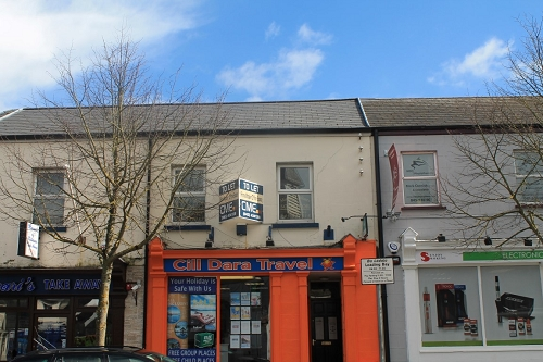 Market Square, Kildare Town, Co.Kildare