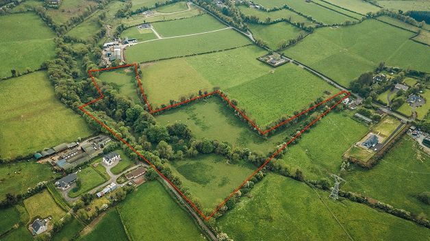 c. 12ac./4.86 Ha, Slade Lane, Saggart, Co. Dublin