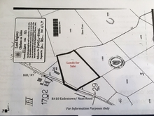 c. 4 Ac. / 1.61 Ha. lands, Bullock Park, Eadestown, Naas, Co. Kildare