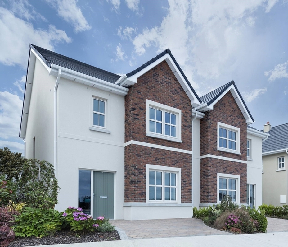 3 Bedroom Terraced Homes (The Ivy) , Stoneleigh, Craddockstown, Naas, Co. Kildare