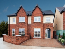 3 Bedroom Semi Detached Homes, Ridgewood Manor, Melitta Road, Curragh, Co. Kildare